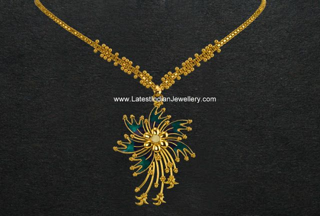 vaddanam lightweight pin jewel indian simple and jewelry gold