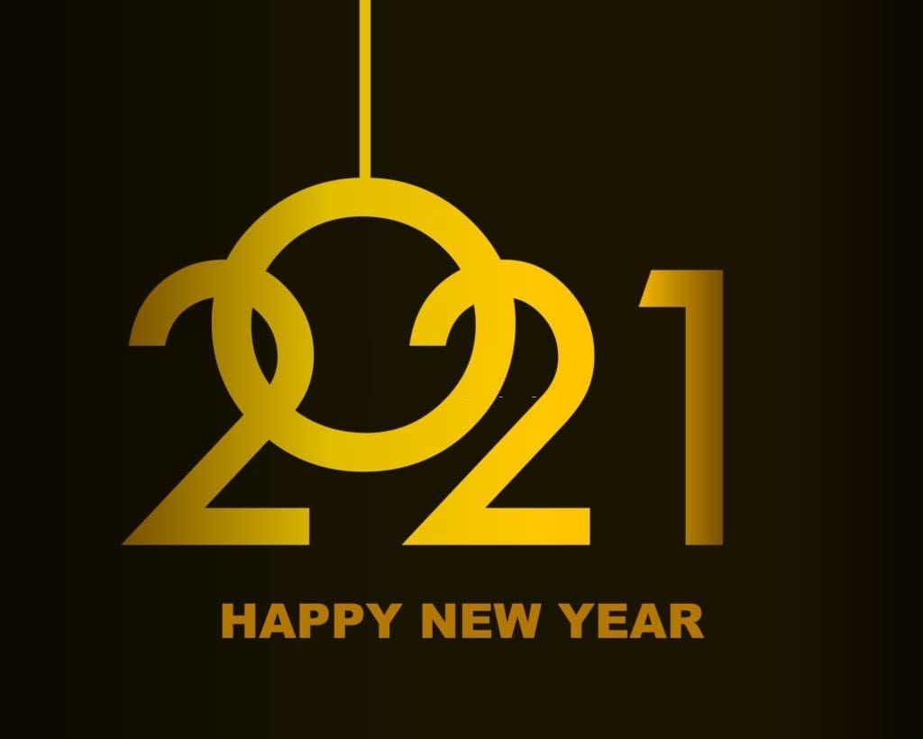 Happy New Year 2021 Wallpapers Happy New Year Wishes Happy New Year Photo Happy New Year Message