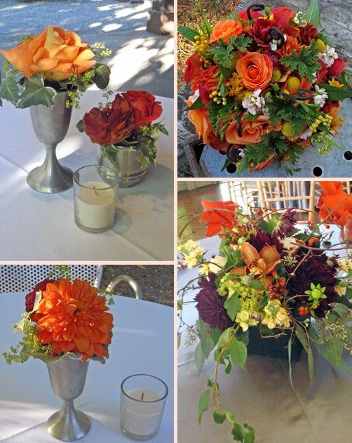 Best 25 september wedding centerpieces ideas on pinterest for Wedding themes for september