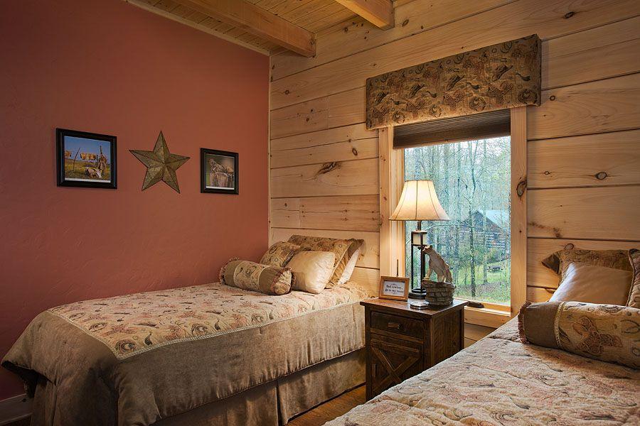 interior horizontal guest bedroom adair residence