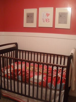 You won't want to miss our adorable red baby room. Get more decorating ideas at http://www.CreativeBabyBedding.com