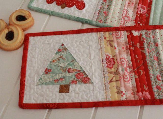 Pin von Cindy Keyes auf Quilting | Pinterest | Weihnachten und ...