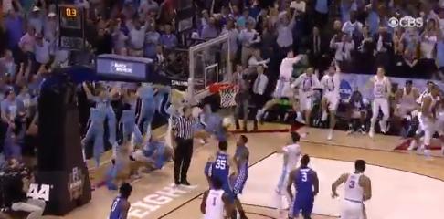 North Carolina's Luke Maye Drains Incredible Game-Winning Jumper vs. Kentucky http://ift.tt/2nD9wga Love #sport follow #sports on @cutephonecases