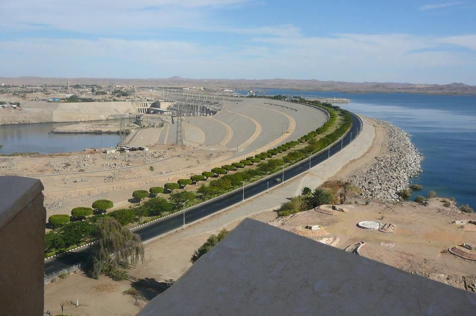 Aswan High Dam was a great project! In fact it was one of the most important achievements of the last century in Egypt, for many years symbolising the New Era after 1952. Today It provides Egypt with water and electricity, and secures the country from the risk of the destructive inundation of the River Nile. As a result of its construction, a great lake was formed Lake Nasser.