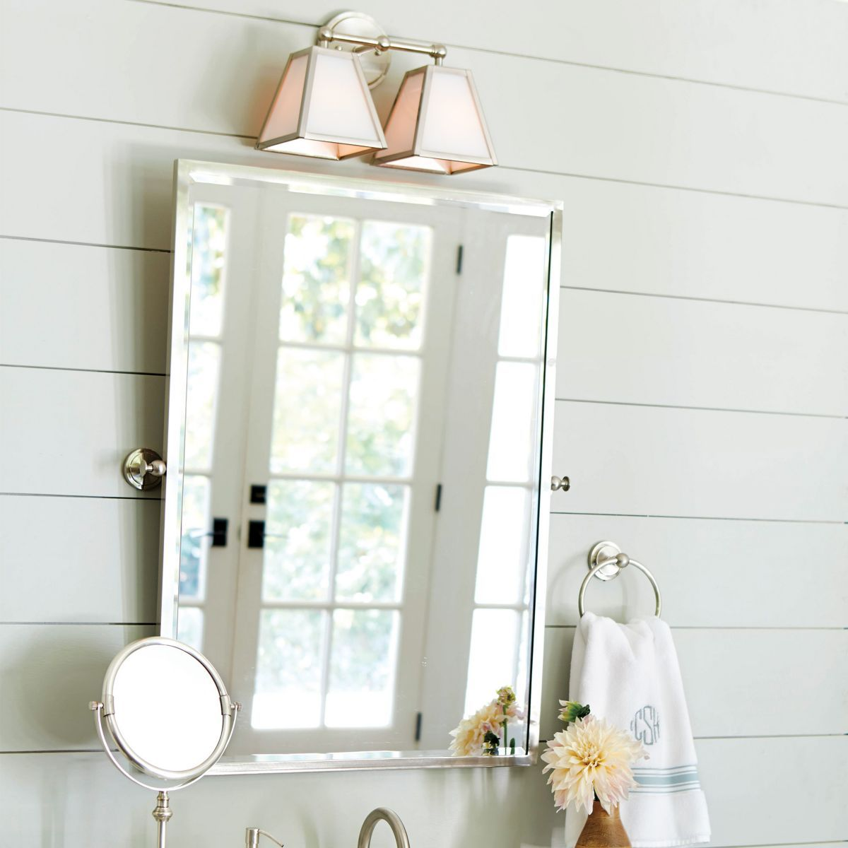 Amelie Rectangular Pivot Mirror | Decorating | Pinterest | Amelie ...