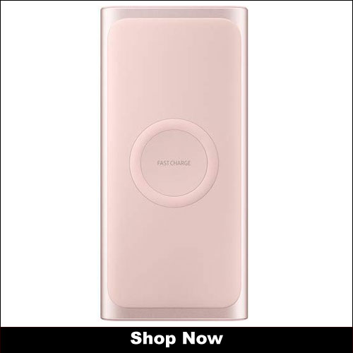 Samsung Wireless Power Bank For Galaxy Phones In 2020 Samsung Galaxy Accessories Samsung Galaxy Phones Wireless Charger