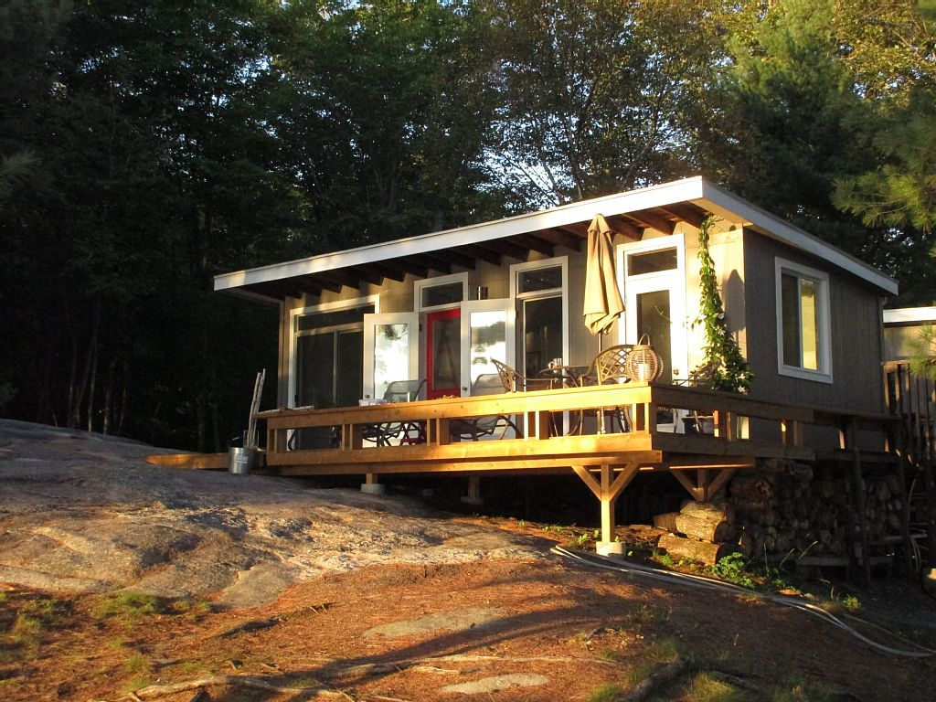 Cottage vacation rental in The Archipelago, ON, Canada from VRBO.com! #vacation #rental #travel #vrbo