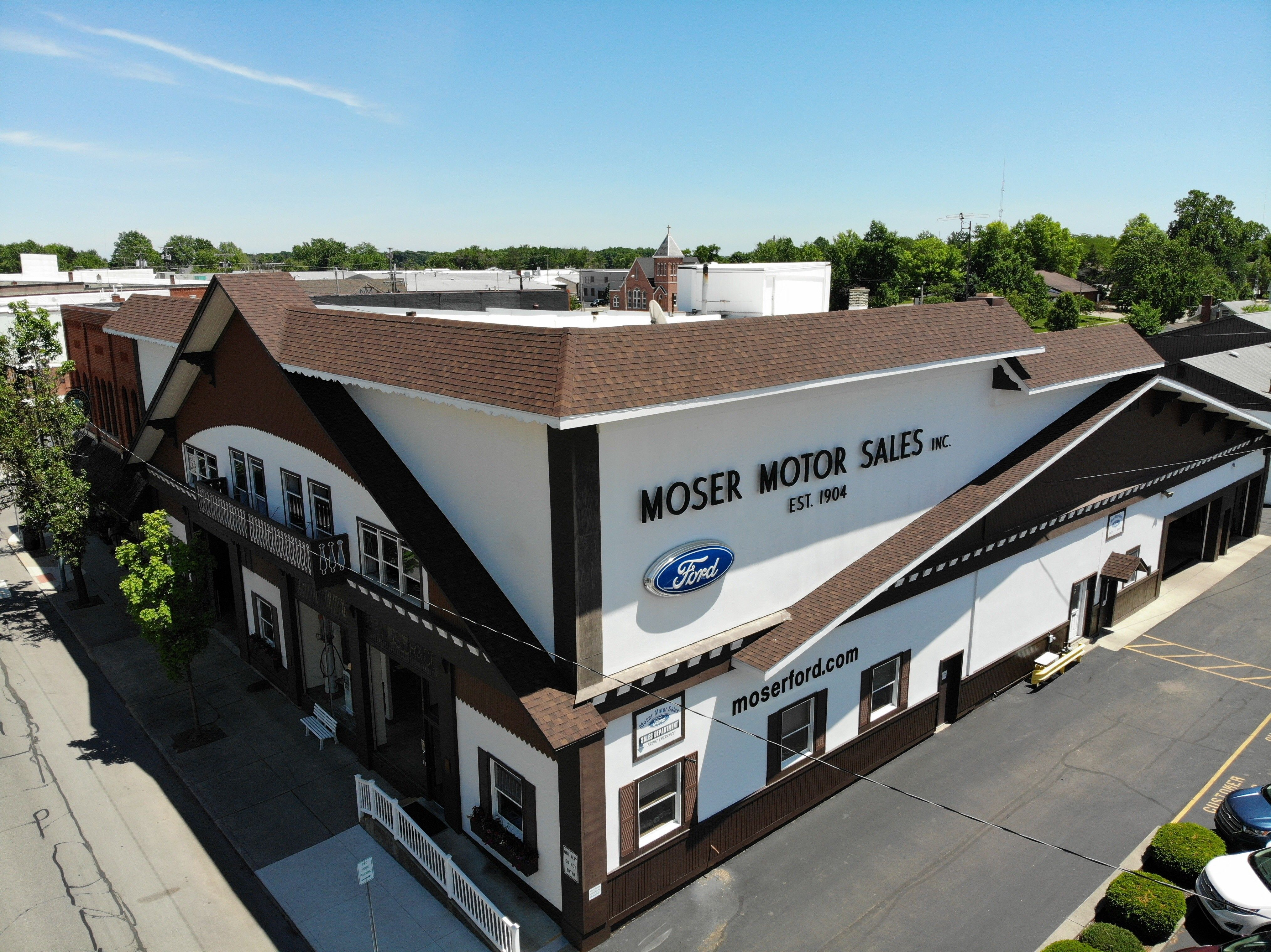 Moser Motor Sales since 1904 has the best prices and best
