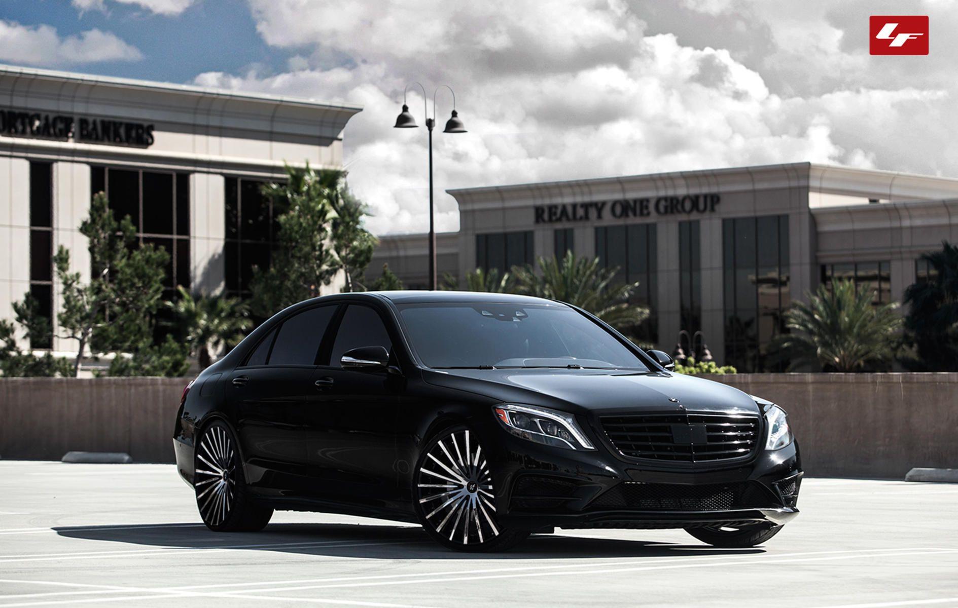 Lexani Wheels, the leader in custom luxury wheels. Custom LZ-722 on