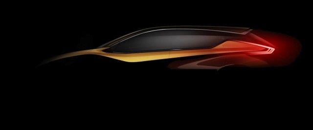 Nissan's Resonance Crossover Concept