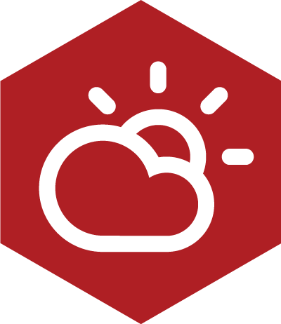 Meet Weather App. Powered by this app