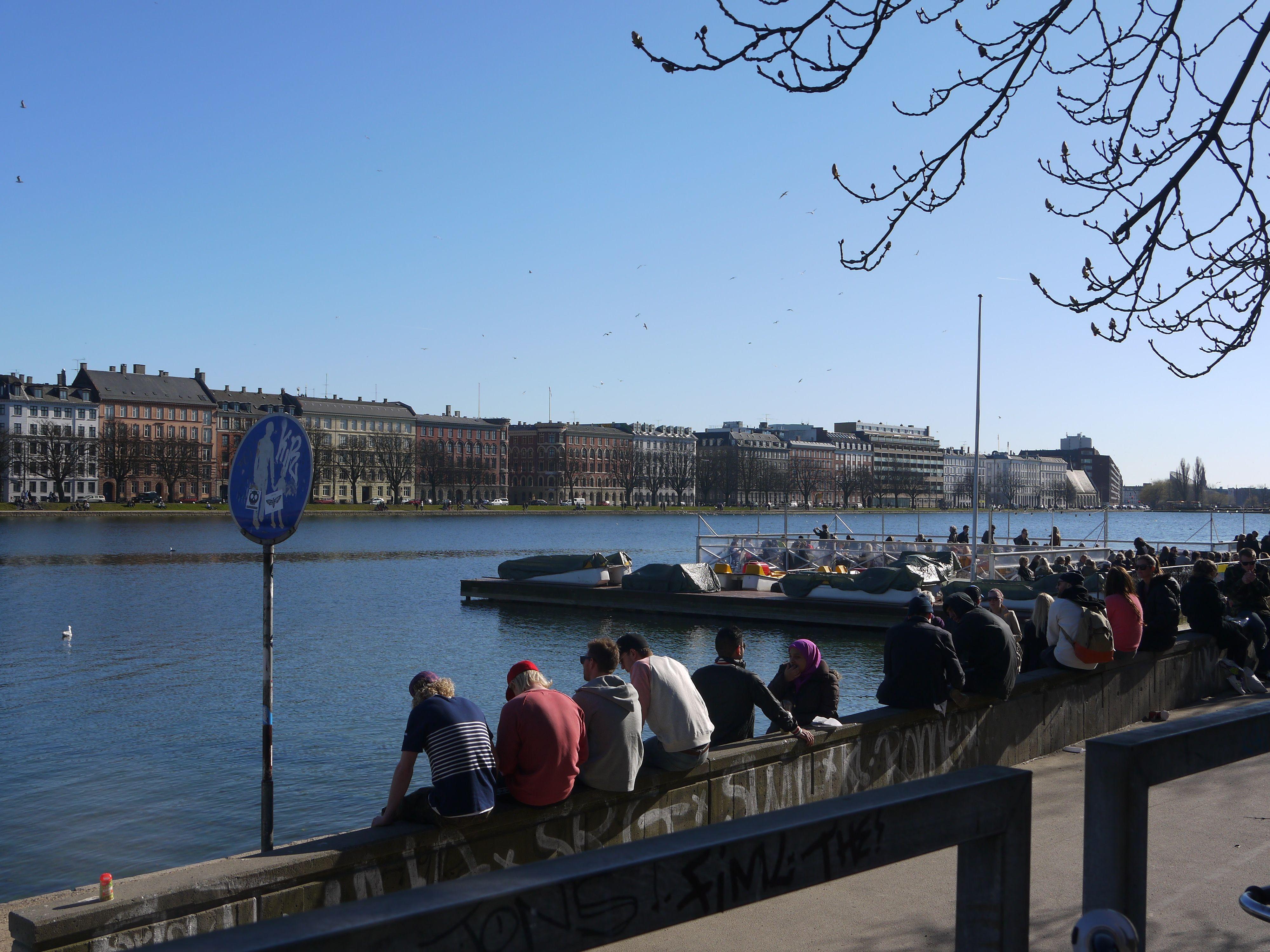 "The ""little Paris"" in Copenhagen - Denmark  Spring 2012"