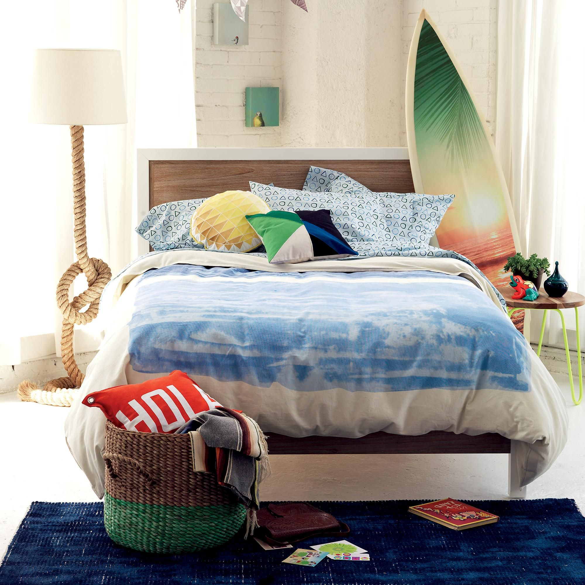 Laguna Duvet Cover The Land of Nod (With images