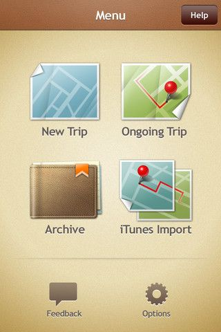 trip journal app well i m getting this this makes me smile