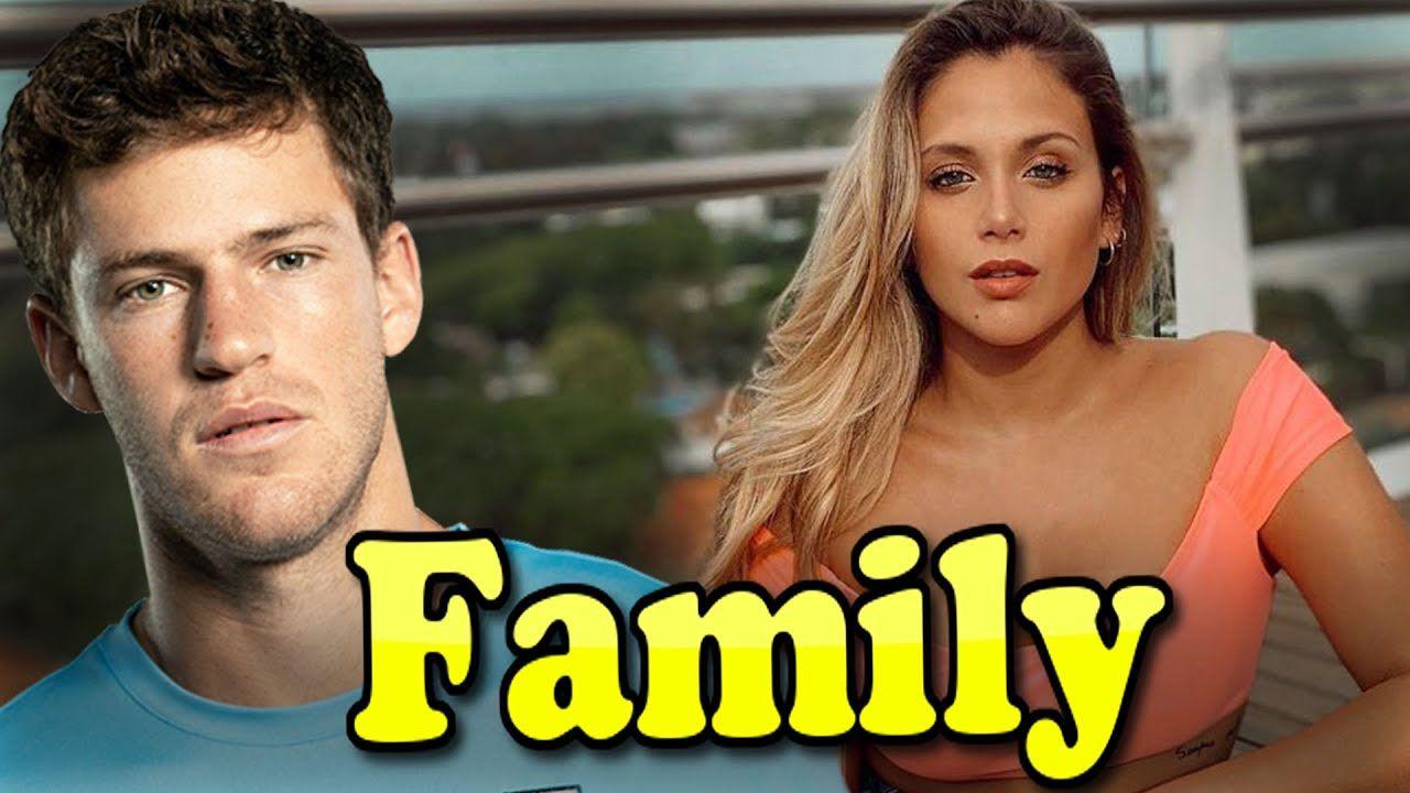 Diego Schwartzman Family With Girlfriend Barbie Velez 2020