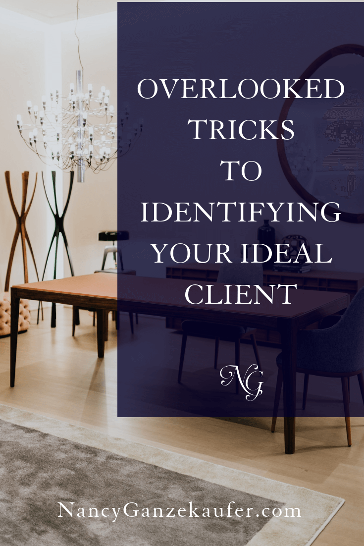 Identifying Your Ideal Client For The New Year Design Clients