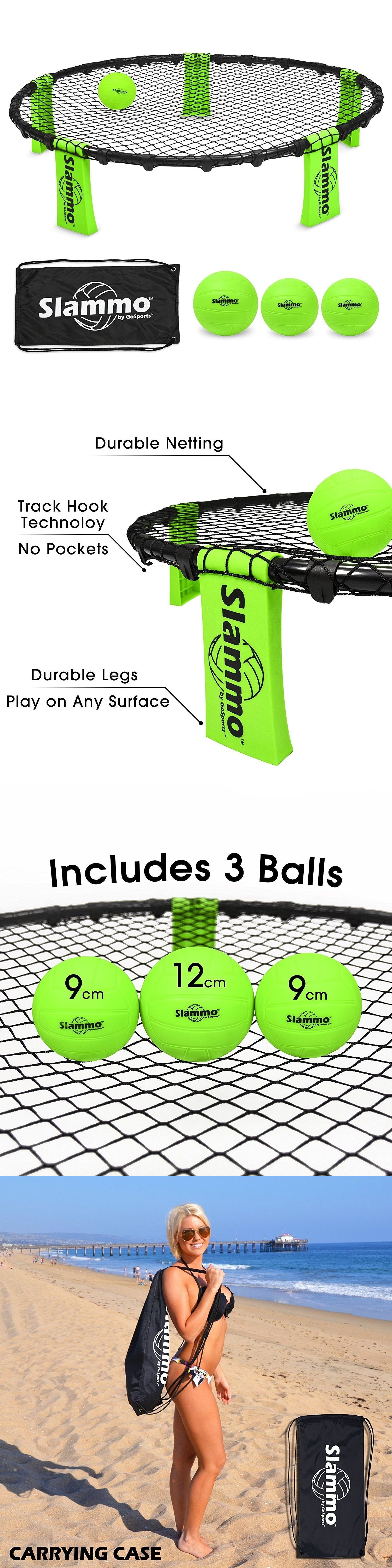 Bocce Ball 79788 Gosports Slammo Set Includes 3 Carrying Case And Rules It Now Only 44 99 On Ebay