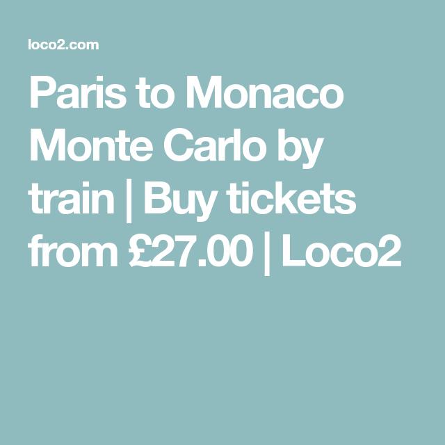 Paris to monaco monte carlo by train buy tickets from 2700 paris to monaco monte carlo by train buy tickets from 2700 loco2 publicscrutiny Choice Image