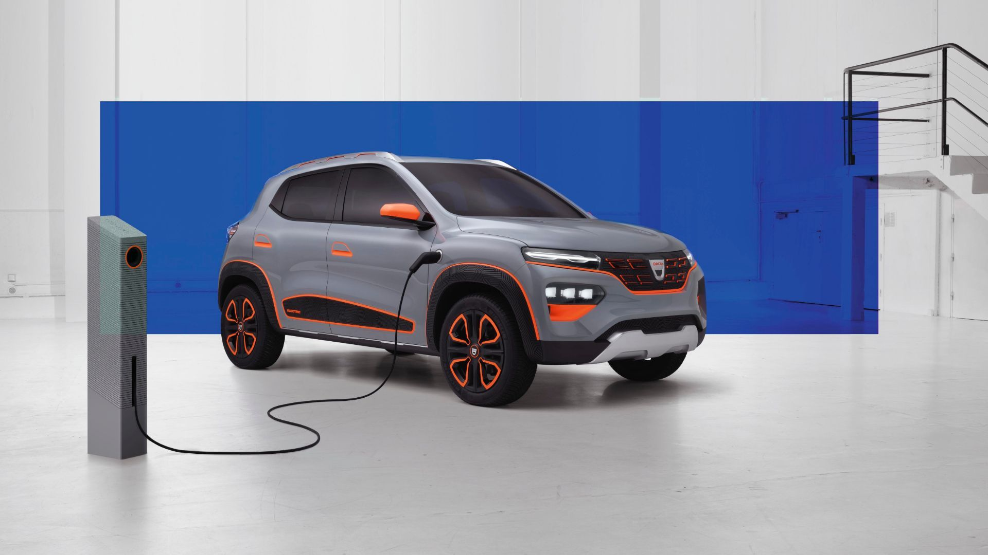 Dacia Spring concept previews new, ultraaffordable