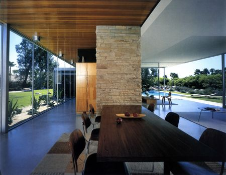 Perfect Elegance Architecture Kaufmann House Palm Springs Richard Neutra Richard