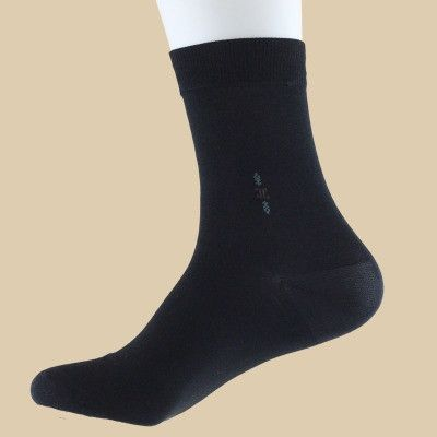 80% Real Silk 20% Cotton Men Socks Candy Color Fit Foot Length Size 24cm-26m Min Order 5 Pieces Lots Packaging Sales