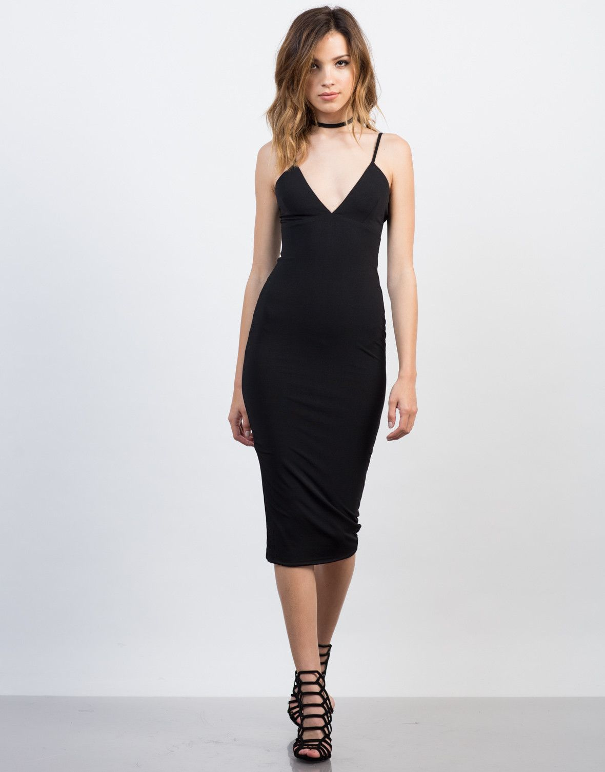 Midi Black Party Dress Black Party Dresses Dresses Party Dress [ 1505 x 1180 Pixel ]