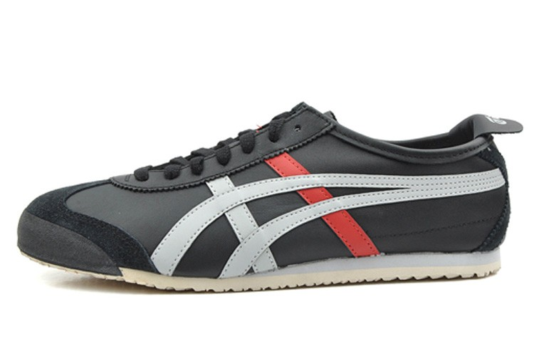 onitsuka tiger mexico 66 black and red nike