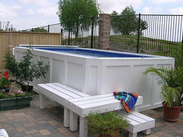 Endless Pools Small Swimming Machines Swim Current Pools Lap Pools Backyard Endless Pool Backyard Small Backyard Pools