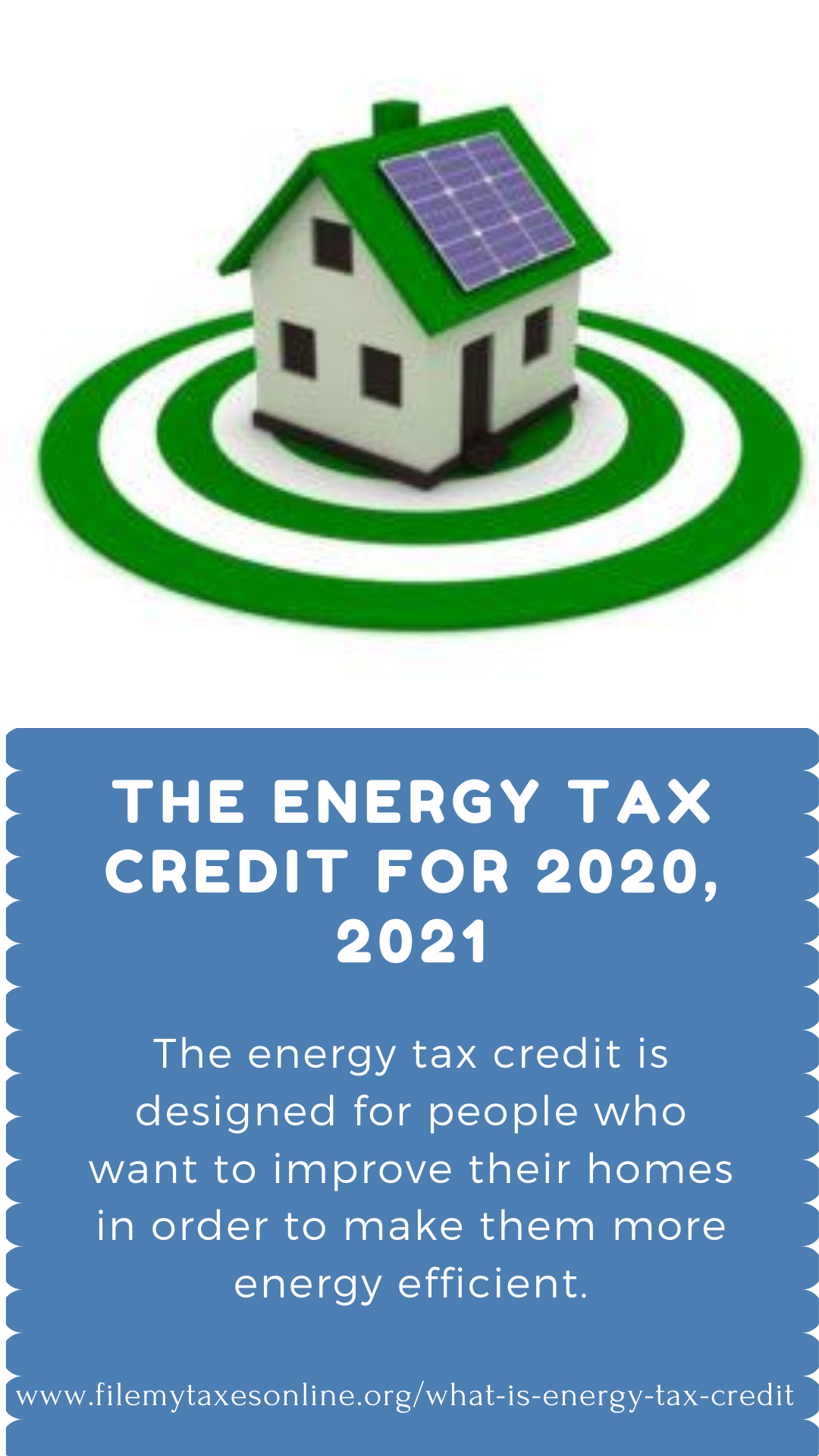 The Energy Tax Credit For 2020 2021 Tax Credits What Is Energy Energy