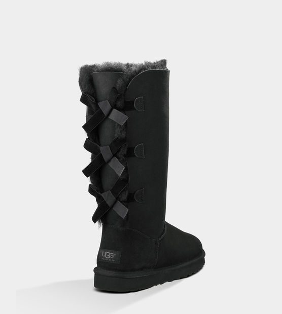 Amazing Style Uggs - Ugg Bailey Bow Tall Boots
