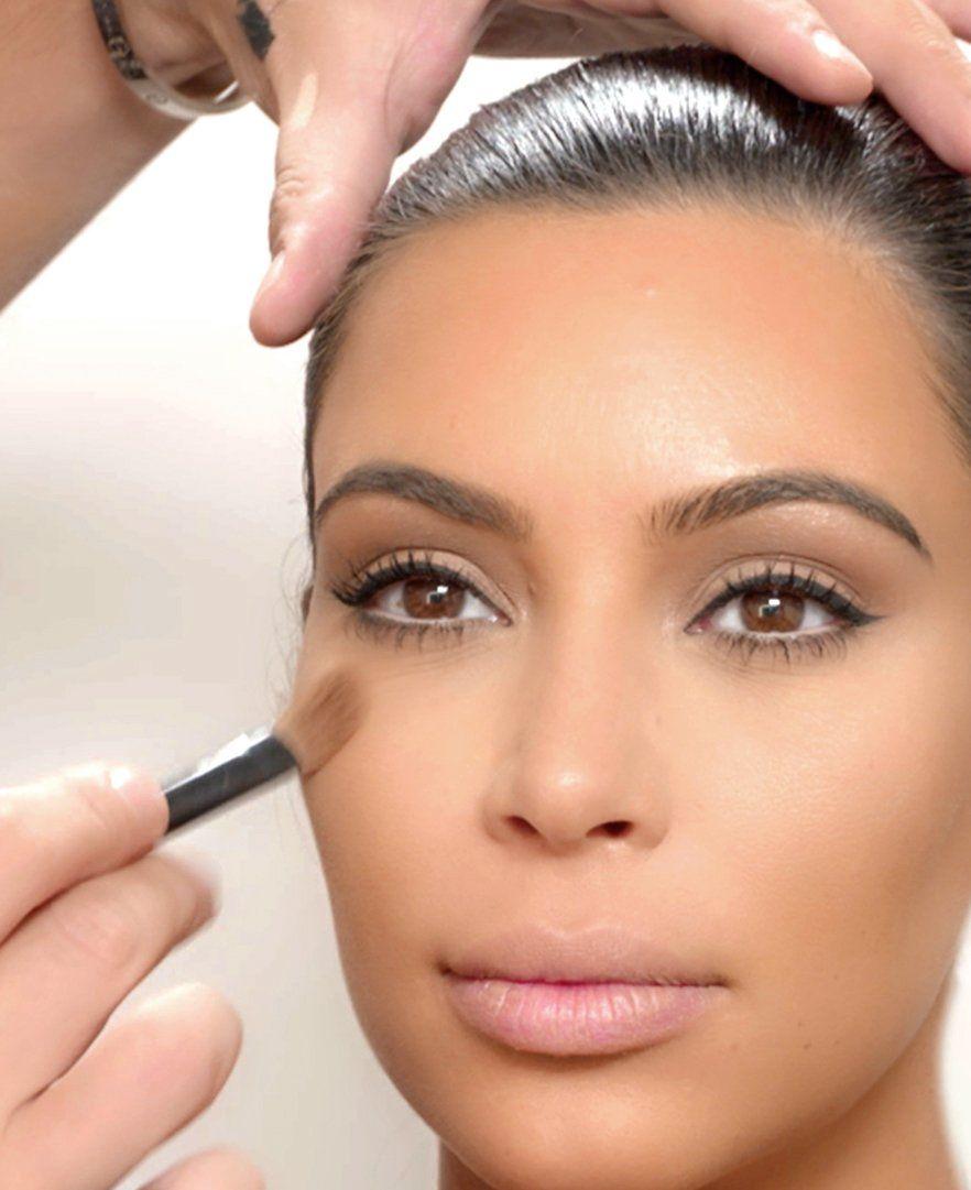 Tutorial: Natural Daytime Look - KIM KARDASHIAN WEST   Makeup in