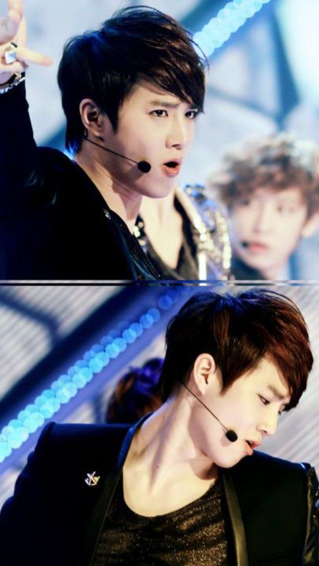 Suho, why so handsome?