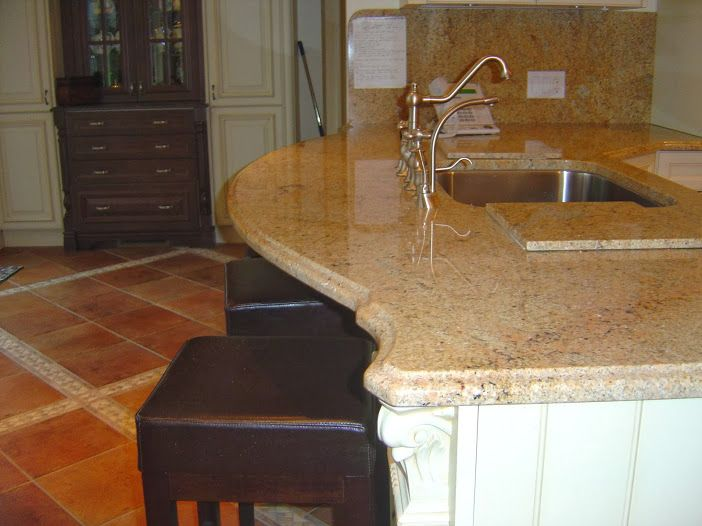 Experience The Beauty Of A Kitchen Granite Countertops Each