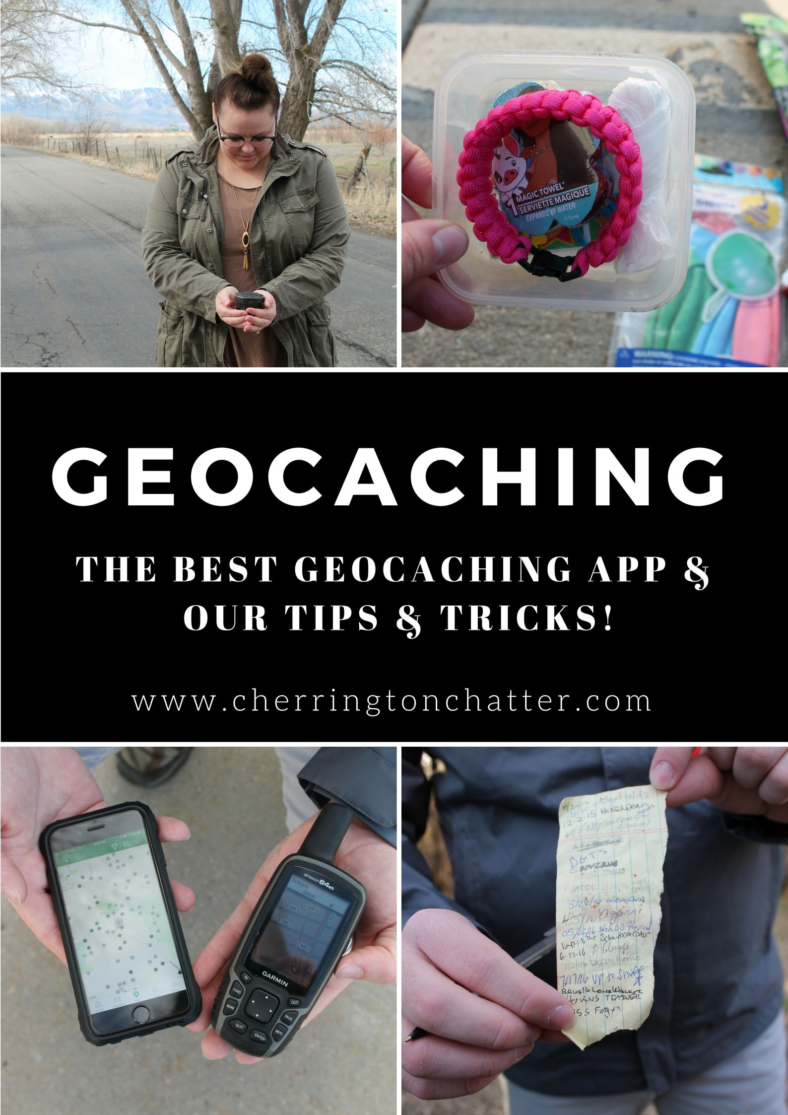 Geocaching 101! Your New Favorite Family Activity