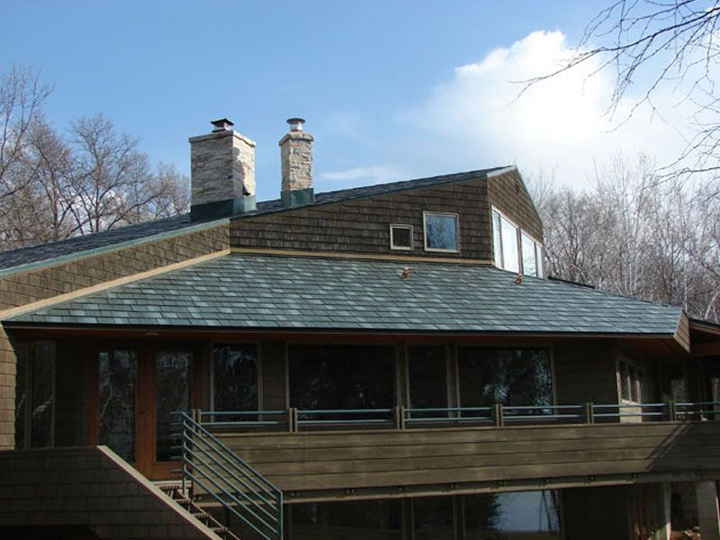 Steel Roofs | Arrowline Roofing | Steel Shingles | EDCO Metal Roofing  Products