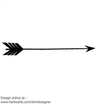 Arrow Design Clipart | Clip art, Arrow design, Arrow image