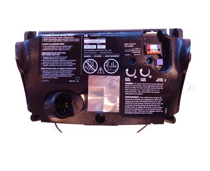 Liftmaster 41ac050 2m Garage Door Opener Logic Control Board 315