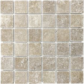 12 X 12 Brown Natural Stone Wall Tile Natural Stone Wall Stone Tile Wall Wall Tiles