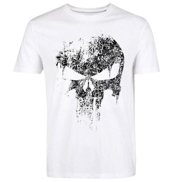 RETRO GRAFFITI ART HUMAN SKULL AND CROSSBONES 100/% cotton Mens T-shirt TEE