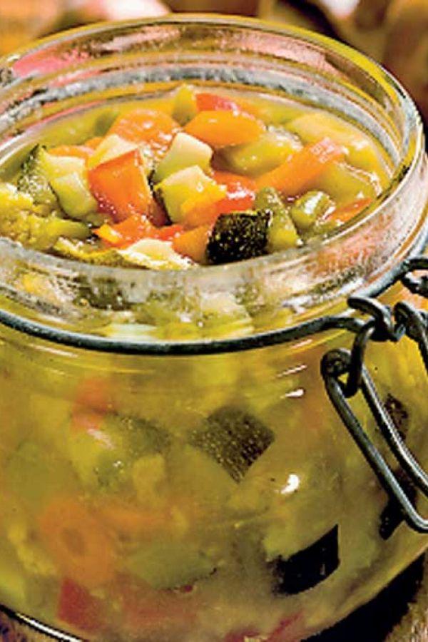 Hjemmelavede pickles #tapasideer