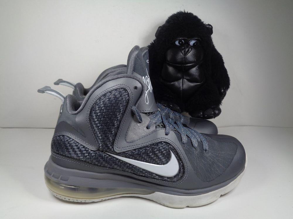 f7941a9b49c9 Kids Nike Lebron James 9 Basketball Shoes size 5 Youth 472664-005  Nike   BasketballShoes