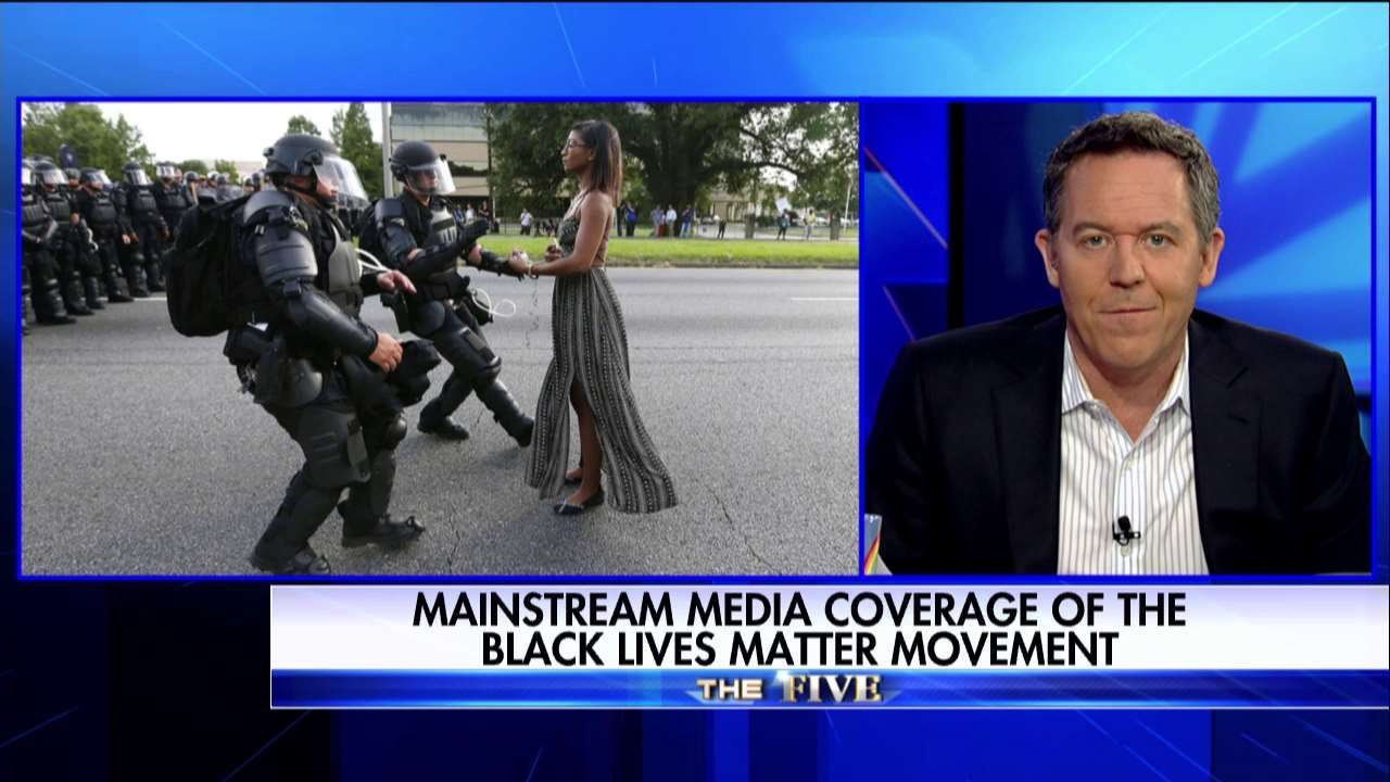 Gutfeld: Even After Good Men Are Murdered, Media Maintains 'Evil Police' Stereotype