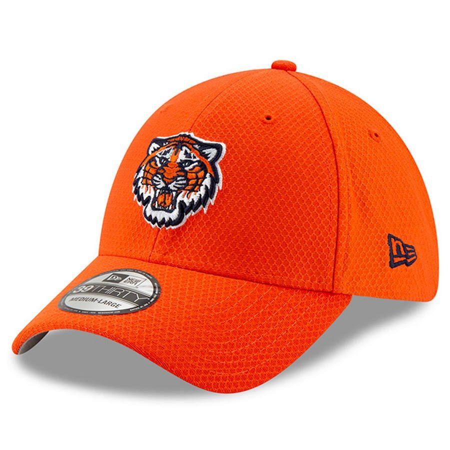 buy online 266fc 36120 Men s Detroit Tigers New Era Orange 2019 Batting Practice 39THIRTY Flex Hat,  Your Price   31.99