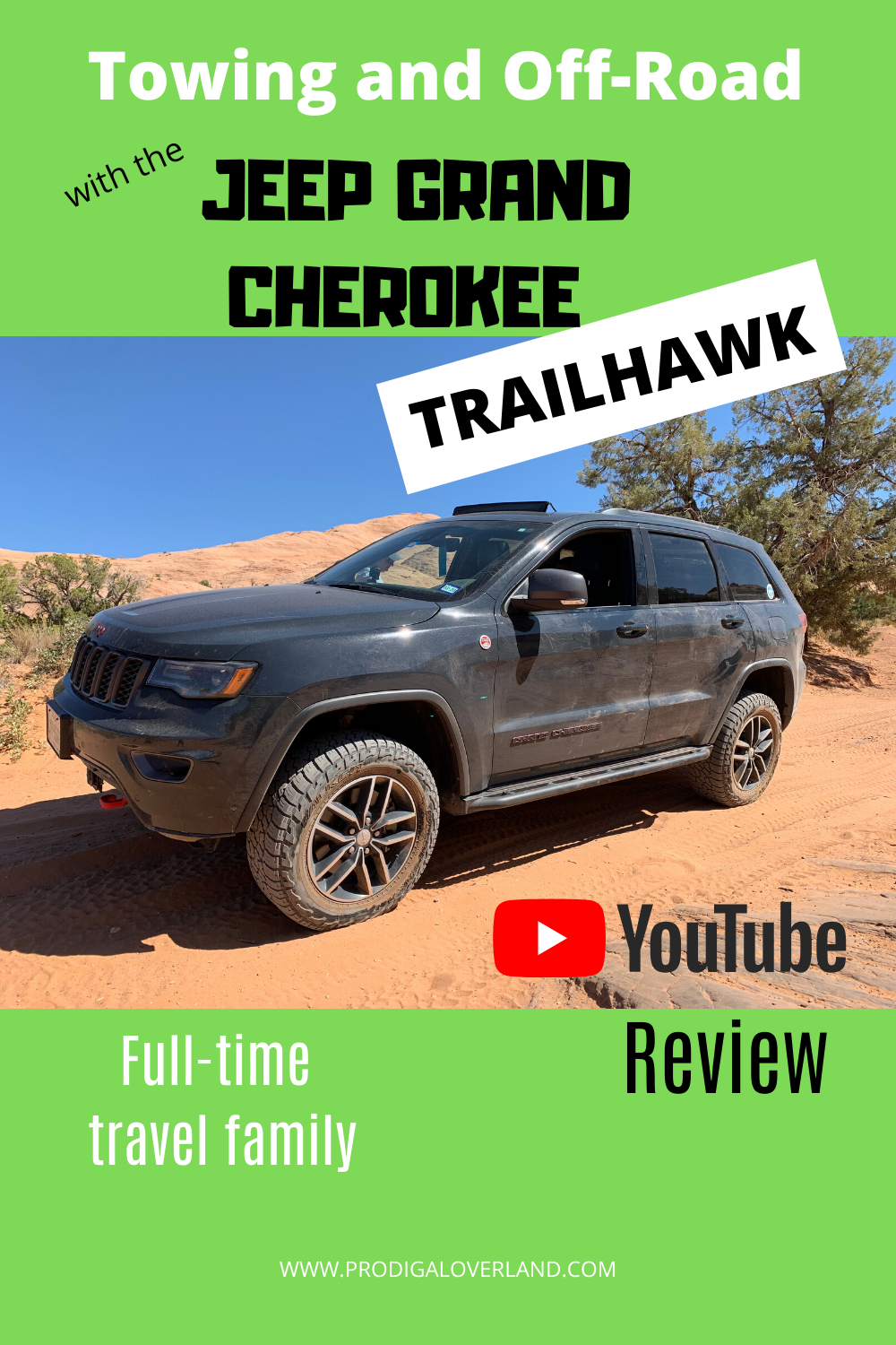 Jeep Grand Cherokee Towing And Off Roading Review In 2020 Jeep Grand Cherokee Offroad Jeep Offroad