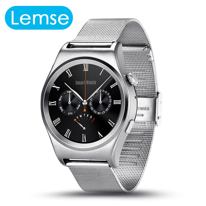 51.89$  Watch here - http://ali5yc.worldwells.pw/go.php?t=32767581384 - X10 MTK2502C Smart Watch Metal Strap Support Knob G-SENSOR Function With Heart Rate Monitor Smart Clock for Android IOS Phone