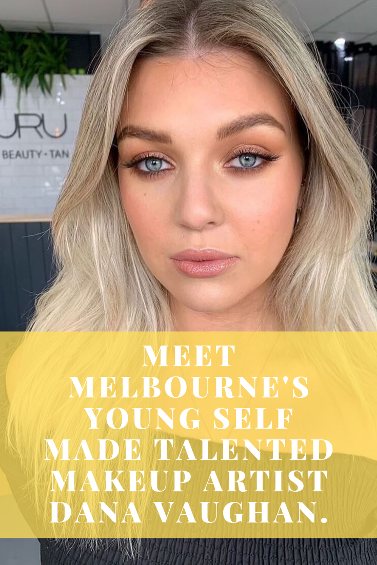 Meet Melbourne's young selfmade talented makeup artist
