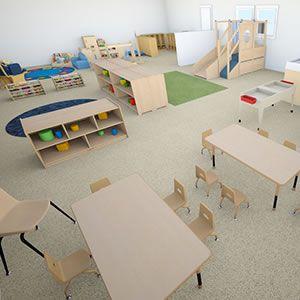Two Year Old S Classroom Floor Plan Kingdom Work