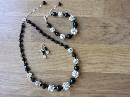 Set collar/pulsera / pendientes #simplementebrillante