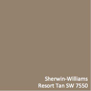 Sherwin Williams Resort Tan Sw 7550 Hgtv Home By