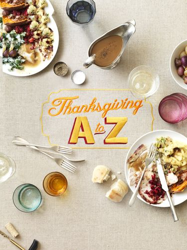 Thanksgiving A to Z
